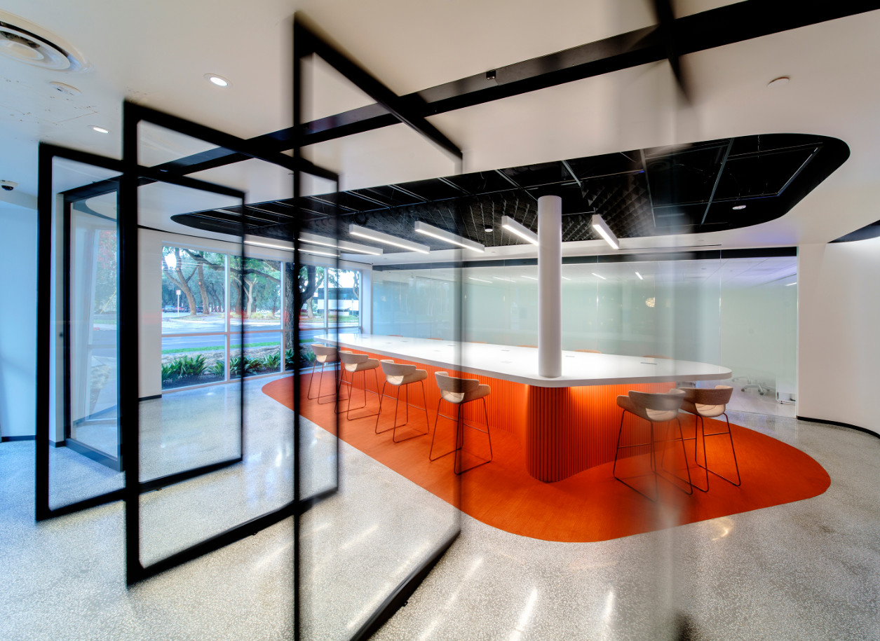 "DocMagic's state-of-the-art facility in Torrance, Calif., is up for Architizer's A+Popular Choice Awards in the ""Architecture +Workspace"" category."