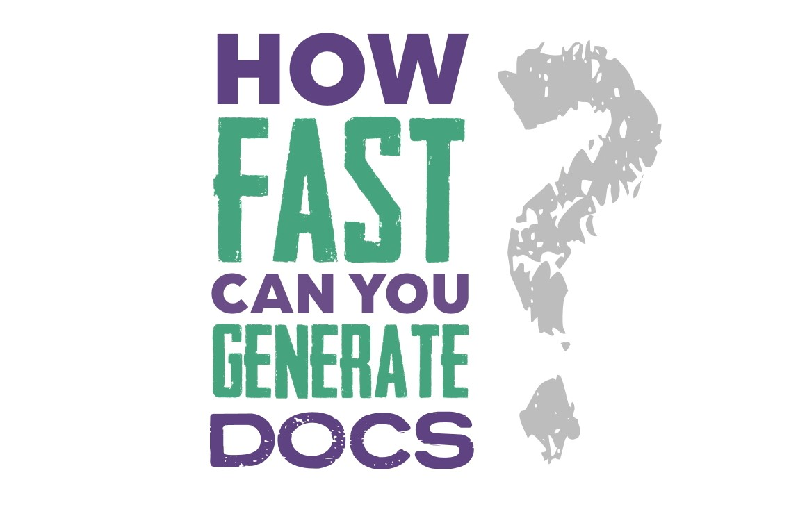 DocMagic can process a compliant closing document package of 100+ pages in under five seconds. (DocMagic)